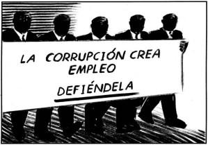 Corrupción, el cáncer del pueblo