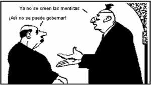 Políticos, by El Roto