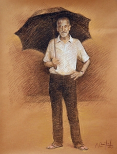 Vicente Ferrer por Antonio Montiel