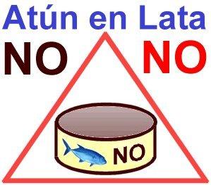 No al Atún en Lata