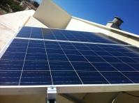 Paneles solares para autoconsumo, instalados en Málaga, España