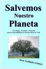 Libro Salvemos nuestro planeta, ecologismo y sostenibilidad