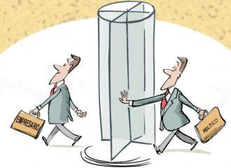 Las puertas giratorias encarecen los gastos a los ciudadanos y enriquecen a los amigos del gobierno (a cambio de favores).