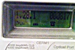 Código 1.28.1 para ver la energía vertida a la red por una instalación de autoconsumo eléctrico.