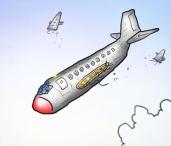 La humanidad es un avión cayendo en picado.