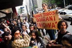 Somos todos guaraní kaiowá