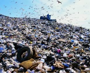 Generamos basura para agotar el planeta en pocos años