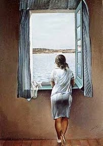 Asomarse por la ventana y observar no es una pérdida de tiempo.